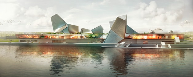 Results of the Competition Port of Kinmen Passenger Center