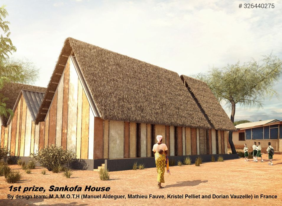 Swell Winners Of Mud House Design 2014 Competition Reinventing The Largest Home Design Picture Inspirations Pitcheantrous