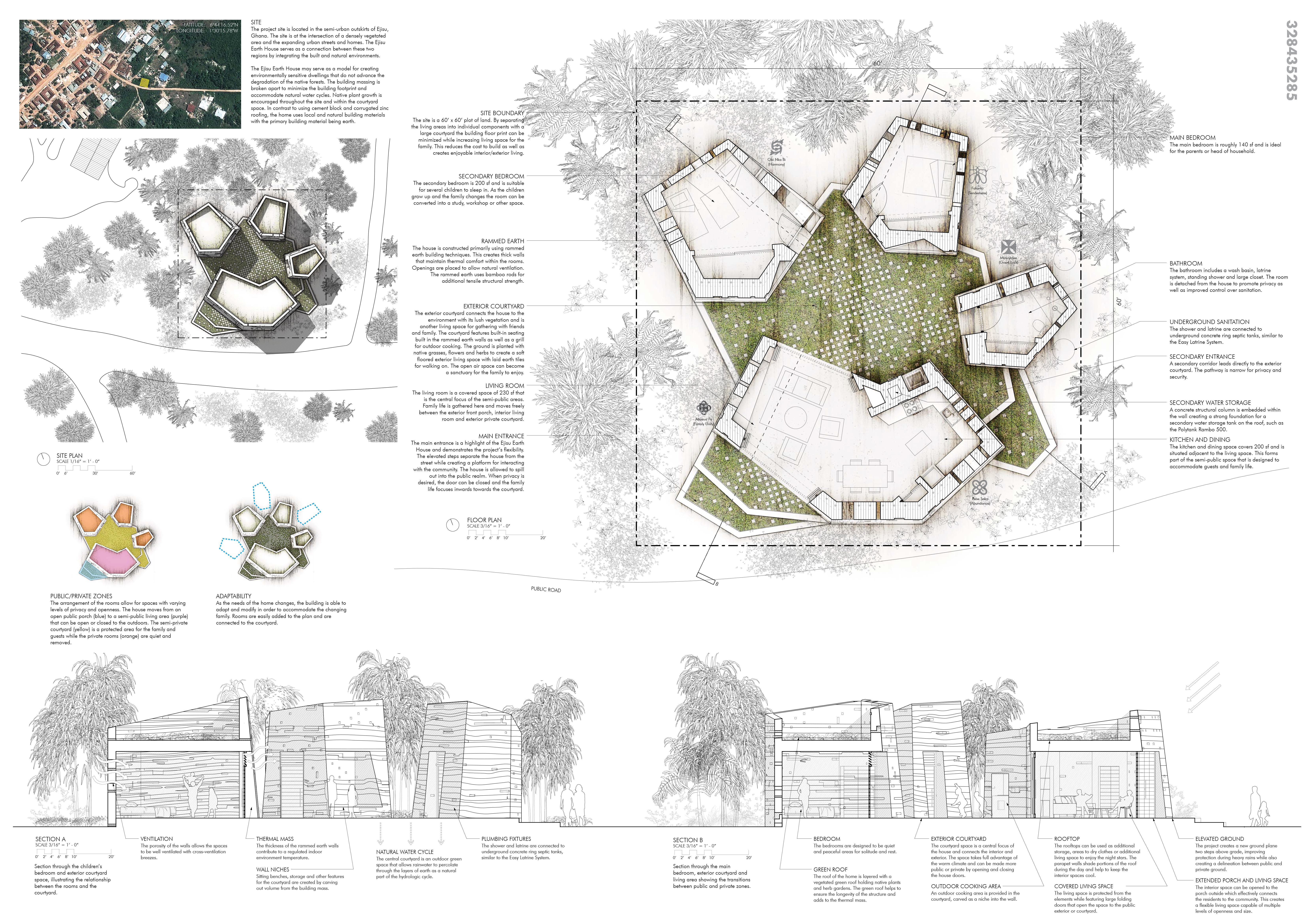 Architecture House Competition