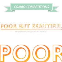 Competition Poor But Beautiful
