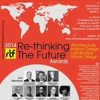 Re-thinking The Future Awards 2014