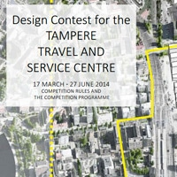 Competition Tampere Travel and Service Centre
