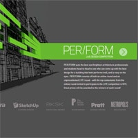 PER/FORM Live Design Competition