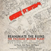 Competition Reanimate The Ruins!