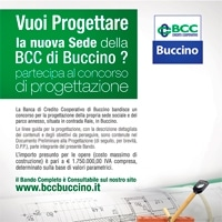 Competition Banca di Buccino Headquarters