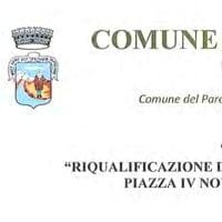 Competition Redevelopment of Piazza IV Novembre and Piazza Venezia