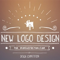 MyMiniFactory Logo Design Competition