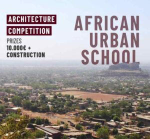 Architecture-competition-to-design-school.jpg African Urban School: a new center for Enko Education