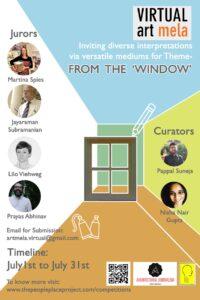2.1.jpg Virtual Art Mela: From The 'Window'