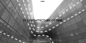 COVER01.jpg The Architecture of Time - Architecture that adapts to the needs of time