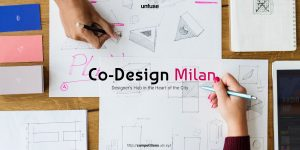 Cover-7.jpg Architecture Competition for shared studio spaces for design firms & freelancers: Co-Design Milan