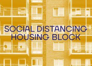 GIF_02.jpg Alternative Housing Model Competition: Social Distancing Housing Block