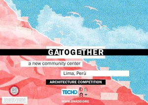 Gatogether_Poster.jpg Gatogether A new Community Center in Lima, Peru