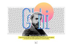Gaudi-Architecture-Prize-Poster.jpg International Student Design Awards competition: Gaudi Architecture Prize
