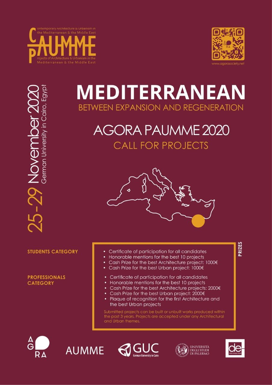 Architectural and Urban themes Competition: Paumme 2020