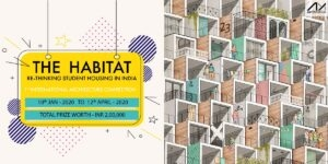 Poster-A.jpg The Habitat - Rethinking Student Housing in India