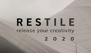 banner_logorestile.jpg Create a new concept of porcelain slab: Restile 2020